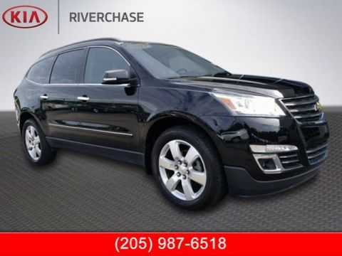 Pre-Owned 2017 Chevrolet Traverse Premier FWD Sport Utility