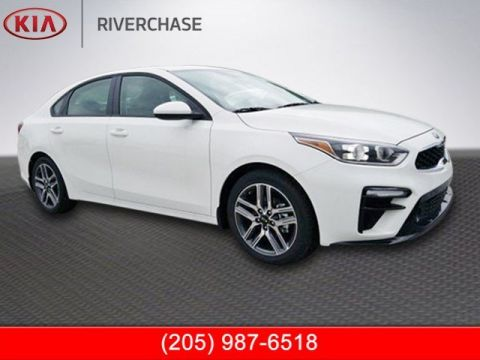 New 2019 Kia Forte S FWD 4D Sedan
