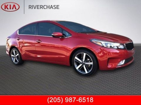 Pre-Owned 2017 Kia Forte EX FWD 4dr Car