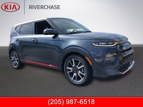 New 2020 Kia Soul GT-Line Turbo FWD 4D Hatchback