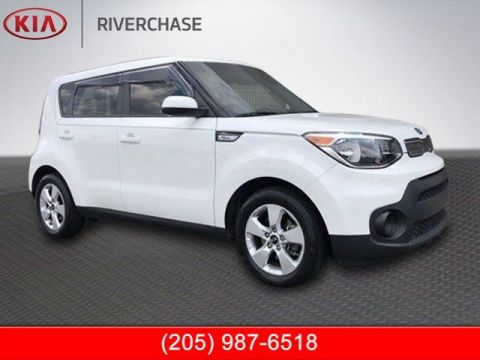 Certified Pre-Owned 2018 Kia Soul Base FWD Hatchback